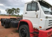 Excelente camion tractor doble eje