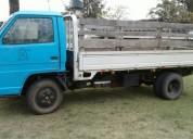 Vendo excelente camion blac con motor isusu ingles