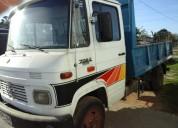Vendo camion mercedes benz 708 del aÑo 1988