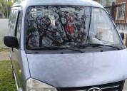 Excelente camioneta faw furgón brío año 2012