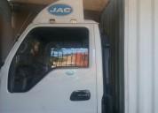 Vendo excelente camion jac