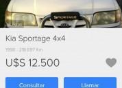 Kia sportage 4x4 full con deuda