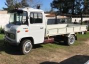 Excelente camion mercedes 708