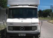 Vendo excelente camión mercedez venz 708