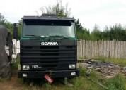 Excelente cabina camion scania 112