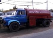Excelente camion barometrica ford