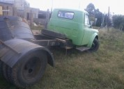 Vendo excelente camion fargo