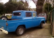 Excelente ford f 100 dob. cab. modelo loba diesel