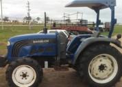 Vendo excelente tractor 40hp 4x4 diesel