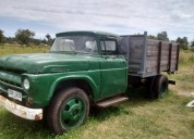 Excelente camion ford 500 diesel
