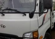 Se vende excelente camion hyundai hd 45 al día .