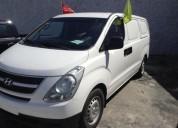 Excelente hyundai h1 furgon de chapa 2013