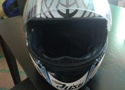 Vendo excelente casco rush
