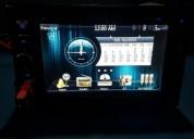 Excelente auto radio quantum usb sd dvd gps auxiliar