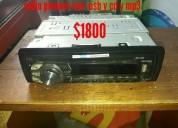 Radio para auto con usb mp3 y cd, contactarse.