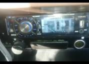 Excelente radio de auto con pantalla de 4