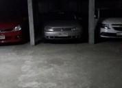 Excelente garaje con a 1 cuadra del palacio legislativo