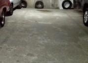 Alquilo excelente garage doble amplio zona pocitos