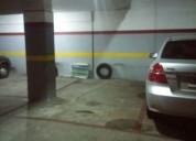 Excelente cochera garage en alquiler en 21 de setiembre