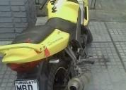 moto como nueva kimco koreana anda a full