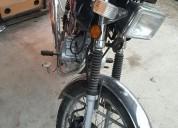 moto cg 125 año 2016