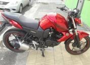 Yamaha fz 16, contactarse.