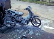 Excelente moto oriion 110 al dia pa transferir
