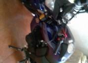 Se vende excelente moto yamaha f z con 6 meses de