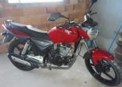 Vendo excelente moto keeway