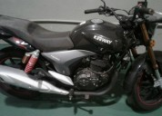 Vendo linda moto keeway 200 cc
