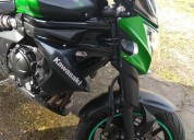 Vendo kawasaki 650 er6n impecable estado