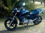 Vendo excelente moto 250 impecable