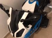 Excelente moto a bateria nueva