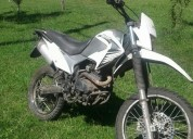 Vendo moto winer explorer