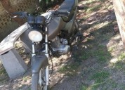 Moto Vince One en Paso Bonilla