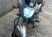 Excelente moto honda 125cc strom 2012 de lujo