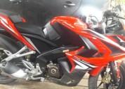 Vendo excelente moto bajaj pulsar rs 200