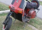 Vendo excelente motoneta