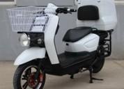 Linda moto delivery electrica 8090km