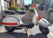 Excelente moto vespa año 80, 150cc