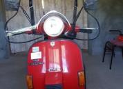 Motoneta lml 125cc año 2009.
