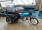 Vendo o permuto excelente triciclo 110
