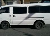 Vendo excelente mazda minibus