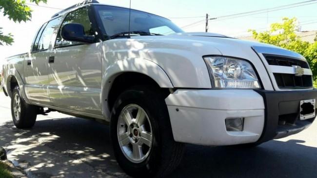Excelente Chevrolet S10 Dlx Modelo 2011 4 X 4