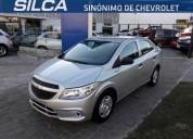 Chevrolet prisma joy plateado0km nuevo