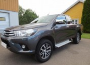 Especial toyota hilux 4x4 , 2015, diesel, contactarse.