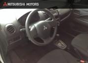 Vendo mitsubishi mirage g4 automático 2017.