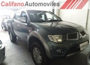 mitsubishi l200 all new 4x4 3.5l 2011