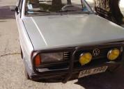 Vendo wolkswagen modelo amazon 1986 1.6, oportunidad!.