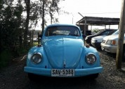 Excelente fusca impecable